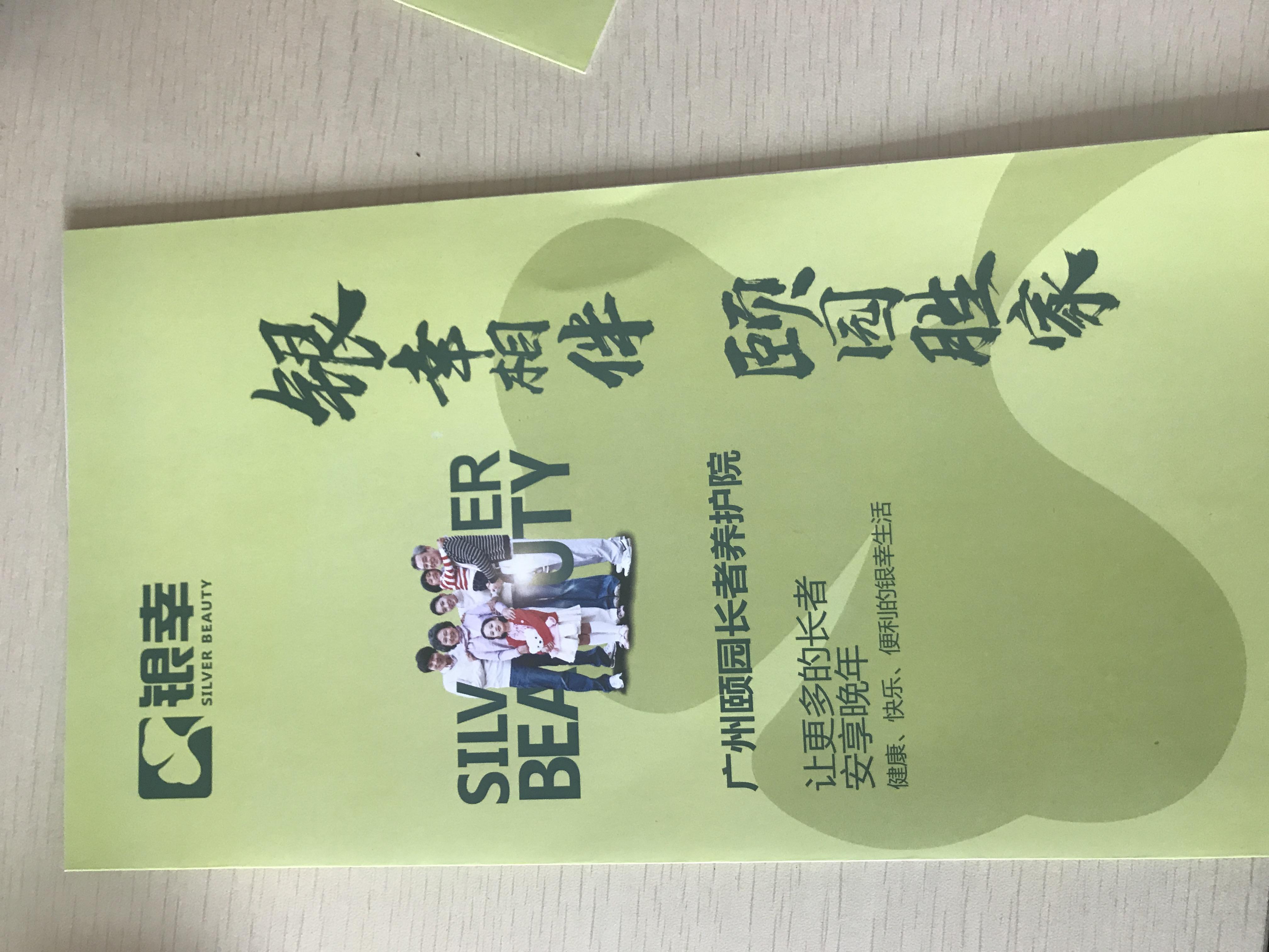 深圳市银幸现代养老服务有限公司